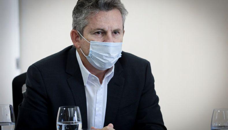 Governador anuncia novas medidas para restringir proliferação da Covid-19 (Crédito: Mayke Toscano/Secom-MT)