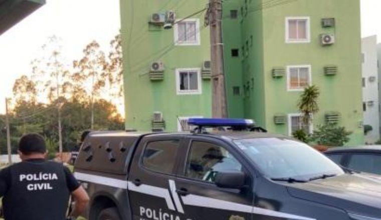 Polícia cumpre mandados contra servidores da saúde bucal em Cuiabá (Crédito: PJC-MT)