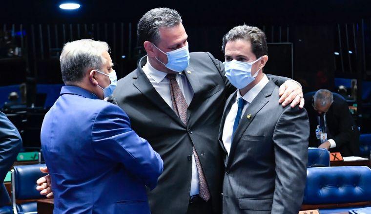 Senado aprova PL de Fávaro que modifica as sobras eleitorais (Crédito: Reprodução)