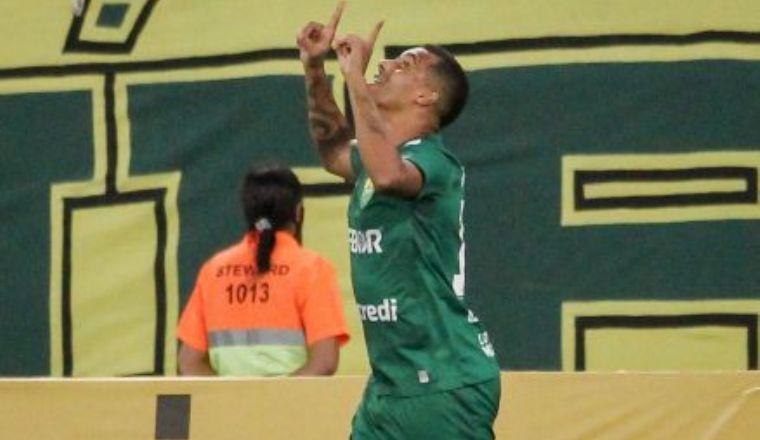 Cuiabá vence o Sport por 1 a 0 e fica mais longe do rebaixamento (Crédito: Gustavo Gomes/Uaifoto/Folhapress)