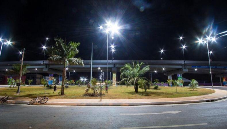 Prefeitura inaugura viaduto que deve desafogar trânsito na Avenida Beira Rio (Crédito: Assessoria)