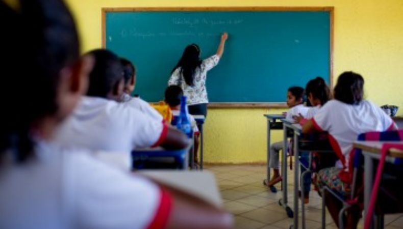 VG realiza seletivo para contratação de professores temporários (Crédito: Secom-MT)