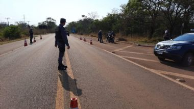 Polícia multa condutores em trecho da MT-251 conhecido por rachas